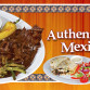 Authentic Mexican Food!